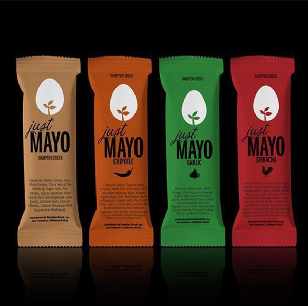 Just-Mayo-Packets