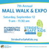 Philadelphia, Take Strides for Safe Kids! Food Allergy Walk and Expo