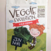 Soy Allergy Alert - It Takes A Village Foods Veggie Evolution Kale Crisps Zen Nori