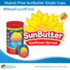 New Food Find: Peanut-Free SunButter Single Cups