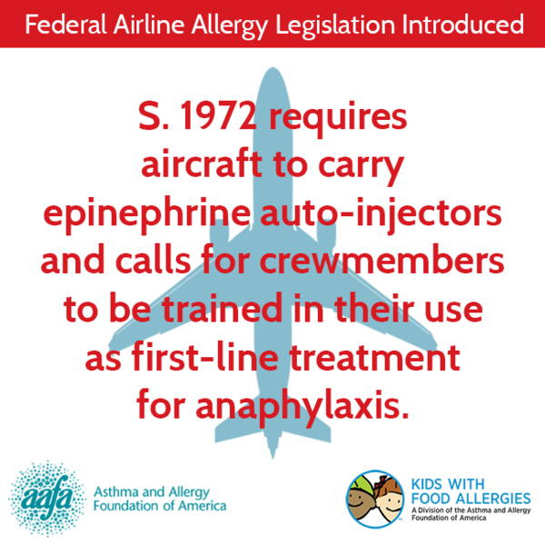 Federal-Airline-Allergy-Legislation-Introduced