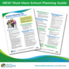 Visit KFA's School Planning Zone for Must-Have Food Allergy Management Tools