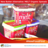 New Food Find: MELT Butter Alternative is Free of Dairy, Soy and Peas