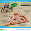 New Food Find: Vegetable-Packed Frozen Pizza with Dairy-Free and Gluten-Free Options