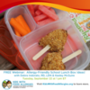Free Webinar: Allergy-Friendly School Lunch Box Ideas