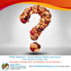 Free Webinar: Food Allergy Myths and Facts