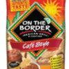 Milk Allergy Alert - Truco Enterprises On The Border Café Style Tortilla Chips