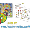 KFA Chats with Kyle Dine about New Food Allergy DVD Classroom Project