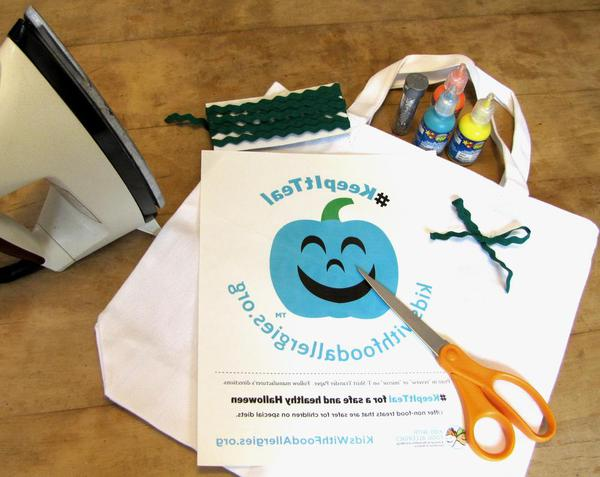 Keep-It-Teal-Pumpkin-Iron-on-Transfer-Bag-Supplies