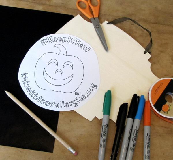 Keep-It-Teal-Pumpkin-Stencil-Craft