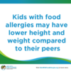 Restrictive Diets for Kids With Food Allergies May Hinder Growth and Weight