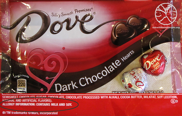 Read Candy Labels To Keep Your Sweetheart Safe Kids With Food
