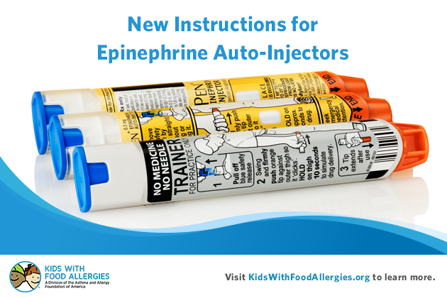 Fda Updates Instructions For Epipens And Other Epinephrine