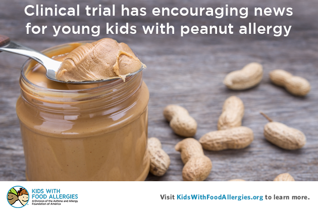Peanut Allergy Oral Immunotherapy: Is Earlier Better? | Kids