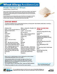 wheat-allergy-avoidance-list