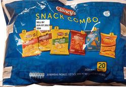Clancy Snack Combo