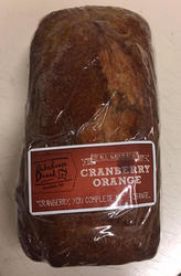 Bakehouse BreadCranberry Orange
