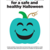 This is a Teal Zone poster for a safe and healthy Halloween: This is a Teal Zone poster for a safe and healthy Halloween