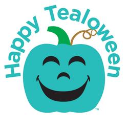 Happy Tealoween pumpkin profile picture