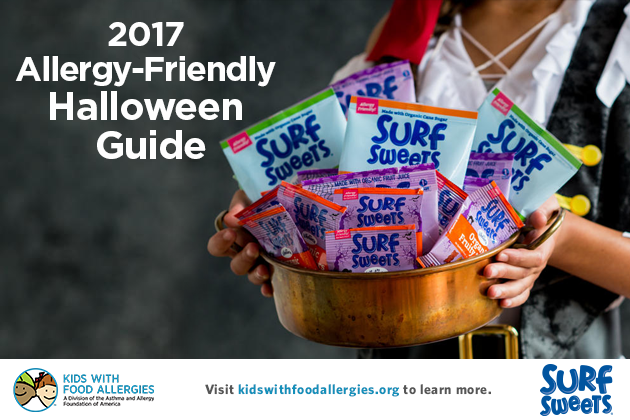 2017 allergy friendly halloween candy guide kids with food allergies - 2017 Halloween Candy