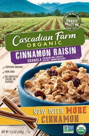 cascadefarms-cinnamon-raisin-granola