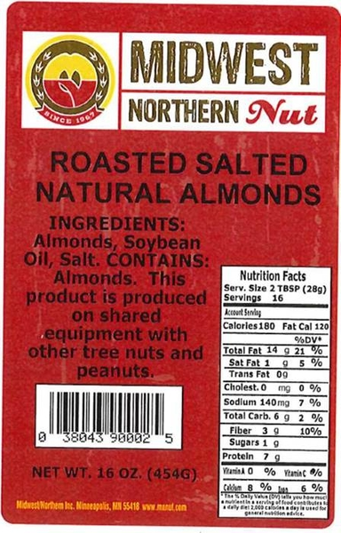 roated-salted-almonds