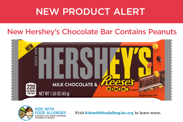 New Product Alert Hersheys New Chocolate Bar Will Contain Reeses