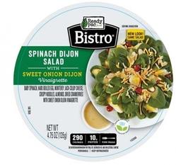Pac Bistro Spinach Dijon Salad