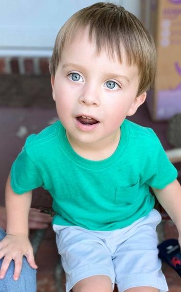 Cole, age 3