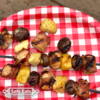 bacon wrapped chicken kabobs: bacon wrapped chicken kabobs