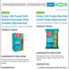 Screenshot of Allergy-Friendly Food Finds search: Screenshot of Allergy-Friendly Food Finds search