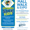 September 8 Philadelphia Food Allergy Expo and Mall Walk