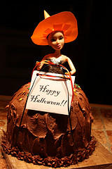 witch-cake