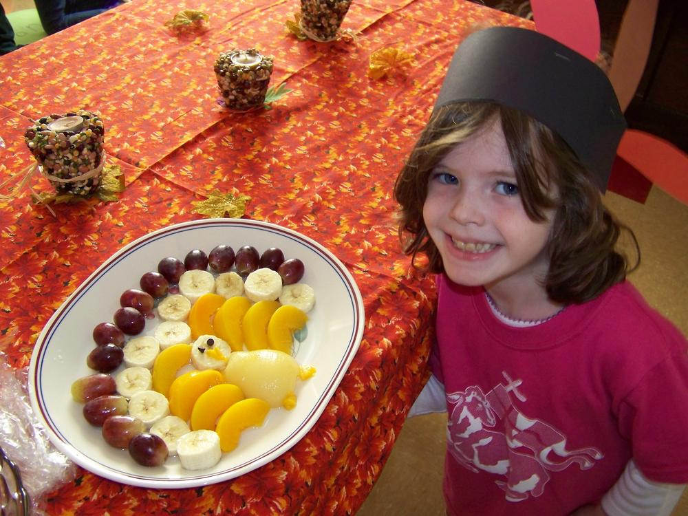 Allergy-Free Fruiturkey