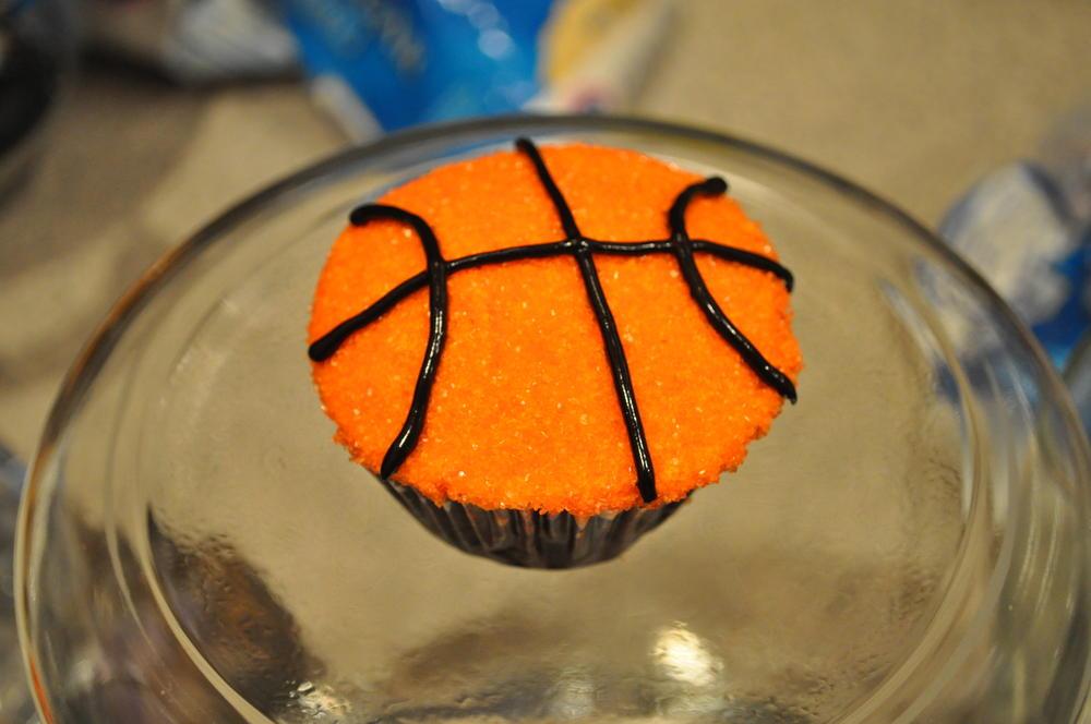 End of season Basketball party
