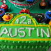 Son's 2nd Birthday cake