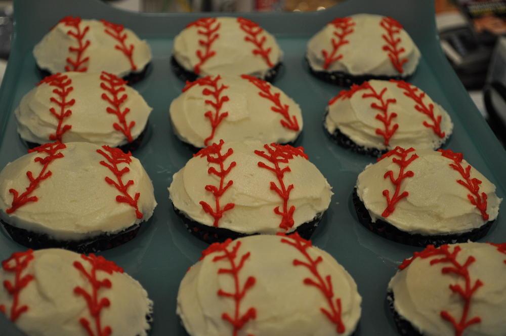 End of Baseball season party