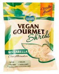 New Dairy-Free Soy-Free Cheese Shreds from Follow Your Heart--Mozzarella Shreds