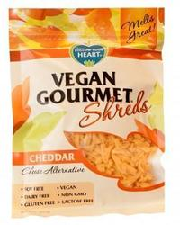 New Dairy-Free Soy-Free Cheese Shreds from Follow Your Heart -- Cheddar Shreads