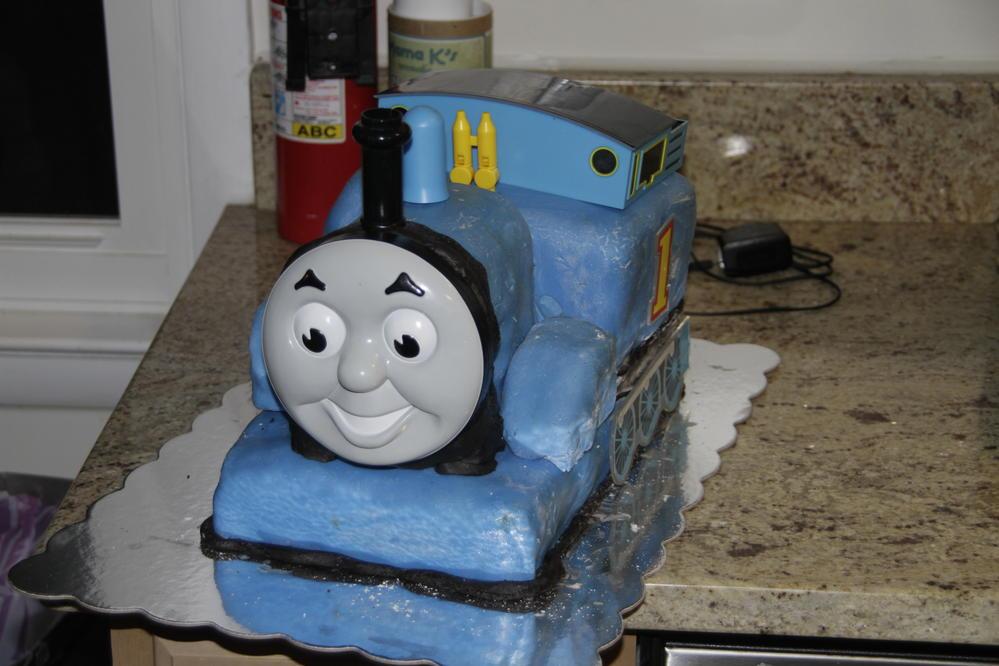 Thomas Cake GF, CF, EF, NF