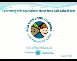 Partnering with Your School Nurse for a Safe School Year