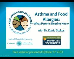 Asthma, Food Allergies, and Anaphylaxis