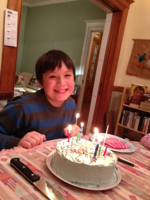 Owen's 11th Birthday