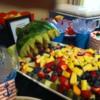 Free of all top 8 food allergens: Shark Fruit Salad