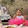 Cami's 1st Birthday