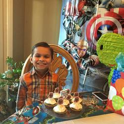 Michael's 5th Birthday!