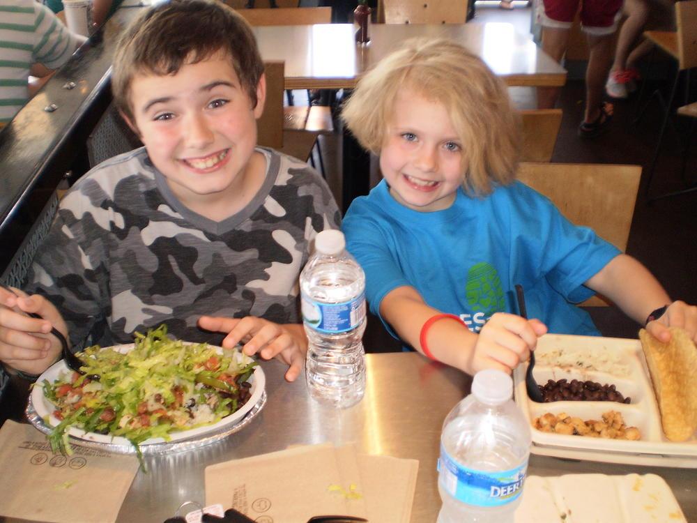 Tyler and Sarah-Lynn