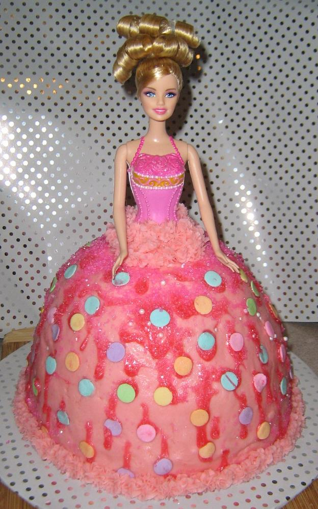 """Princess cake""  free of dairy and egg"