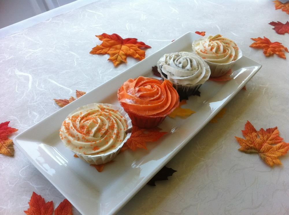 Wedding Cupcakes, allergy-friendly
