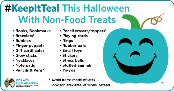 #KeepItTeal With Non-Food Treats